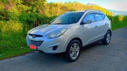 Selling Hyundai Tucson 2011 Automatic Gasoline in Legazpi