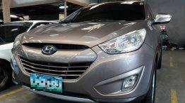 2nd Hand Hyundai Tucson 2014 Automatic Gasoline for sale in Quezon City