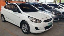 Hyundai Accent 2011 Sedan Automatic Gasoline for sale in Quezon City