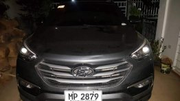 Sell 2nd Hand 2016 Hyundai Santa Fe at 30000 km in Baao