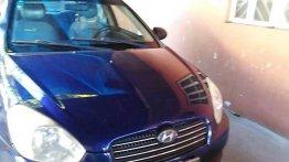 Selling 2nd Hand Hyundai Accent 2009 in San Fernando