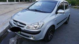 Hyundai Getz 2011 at 50000 km for sale in Manila