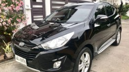 Selling 2nd Hand Hyundai Tucson 2014 at 80000 km in Paranaque
