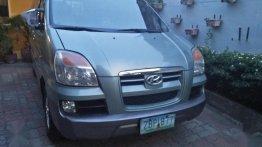 Selling 2nd Hand Hyundai Starex 2005 at 100000 km in Los Baños