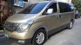 Hyundai Starex 2010 Manual Diesel for sale in Quezon City