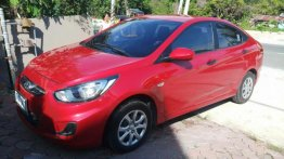 Selling 2nd Hand Hyundai Accent 2011 in Tarlac City