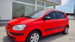 2nd Hand Hyundai Getz 2005 Manual Gasoline for sale in Biñan
