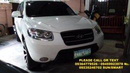 Sell 2nd Hand 2009 Hyundai Santa Fe at 65000 km in Antipolo