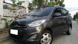 Selling Hyundai I10 2011 at 65000 km in Biñan
