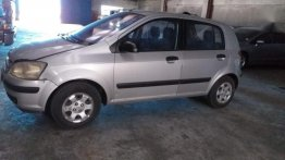 Selling 2nd Hand Hyundai Getz 2005 in Guiguinto