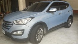 2nd Hand Hyundai Santa Fe 2014 Automatic Diesel for sale in Manila