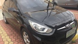 Sell 2nd Hand 2011 Hyundai Accent Automatic Gasoline at 80000 km in Taguig