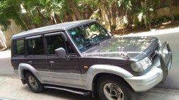 2nd Hand Hyundai Galloper 2008 Manual Diesel for sale in Mandaue