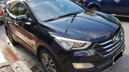 Selling Hyundai Santa Fe 2014 Automatic Diesel in Quezon City
