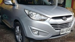 Selling Hyundai Tucson 2014 at 30000 km in Quezon City