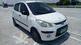 Hyundai I10 2009 Manual Gasoline for sale in Apalit