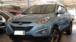 Used Hyundai Tucson 2014 Automatic Diesel for sale in Makati