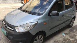 Hyundai I10 2012 Manual Gasoline for sale in Caloocan