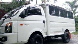 Selling Hyundai H-100 2017 Van Manual Diesel in General Santos