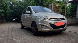 Selling 2nd Hand Hyundai I10 2013 in Pasig