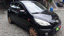 Hyundai I10 2010 at 40000 km for sale in Baliuag