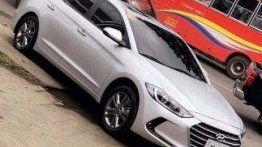 Hyundai Elantra 2017 for sale in Davao City