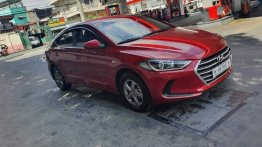 Used Hyundai Elantra 2017 for sale in Pasay