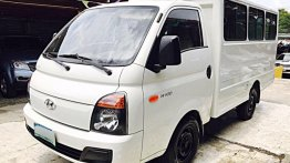 Hyundai H-100 2013 Manual Diesel for sale in Mandaue