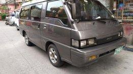 Selling Hyundai Grace 2002 Van Manual Diesel in Taguig