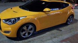 Selling Hyundai Veloster 2014 at 17000 km in Manila