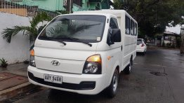 Selling White Hyundai H-100 2014 Automatic Diesel