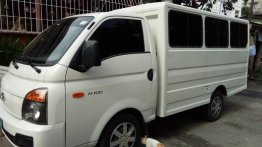 Selling Hyundai H-100 2013 at 120000 km in San Pedro