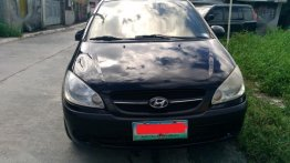 2nd Hand Hyundai Getz 2009 at 78000 km for sale