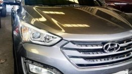 2nd Hand Hyundai Santa Fe 2014 for sale in Cebu City