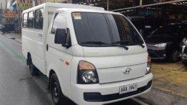 Selling Hyundai H-100 2015 Manual Diesel in Quezon City
