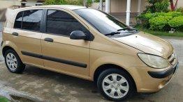 Hyundai Getz 2006 Manual Gasoline for sale in Las Piñas