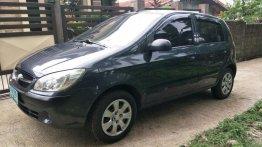 Selling Hyundai Getz 2011 Manual Gasoline in Silang