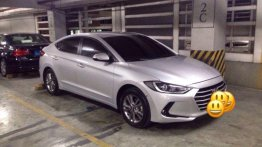 2017 Hyundai Elantra for sale in Taguig