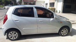 2nd Hand Hyundai I10 2012 at 91000 km for sale in Pulilan