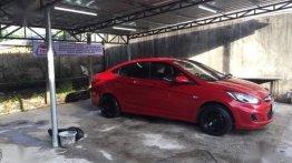 Selling Hyundai Accent 2011 Automatic Gasoline in Lipa