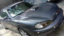 Selling 2nd Hand Hyundai Tiburon 2004 in Manila