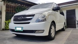 Sell 2nd Hand 2010 Hyundai Starex at 75244 km in Marikina