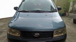 Selling Blue Hyundai Matrix 2006 Manual Diesel at 50000 km