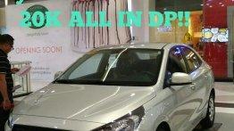 Brand New Sedan 2019 Hyundai Reina for sale