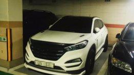 2014 Hyundai Tucson for sale in Manila