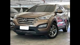 Selling Hyundai Santa Fe 2014 at 55000 km