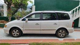 White Hyundai Trajet 2008 for sale in Cebu