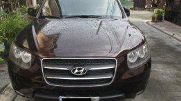 Sell Brown 2007 Hyundai Santa Fe at 111400 km