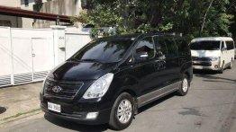 Sell Black 2018 Hyundai Grand Starex at 25000 km