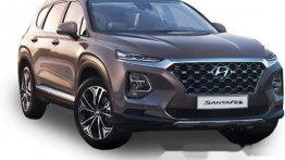 2019 Hyundai Santa Fe for sale in Quezon City